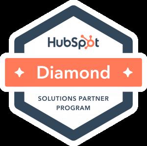 HubSpot Diamond Solution Partner